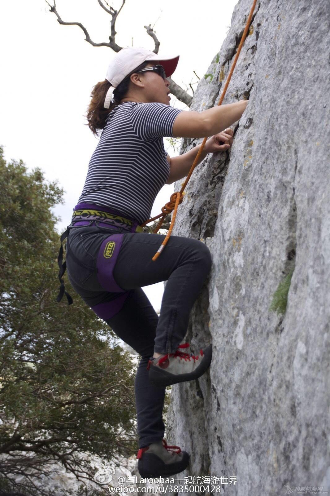 风力发电机,下一步,落脚点,攀岩,老公 人生中第一次攀岩挑战成功 image.jpg