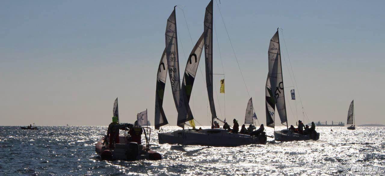 青岛,帆船 2015年青岛2K季赛我要航海网帆船队招募船员