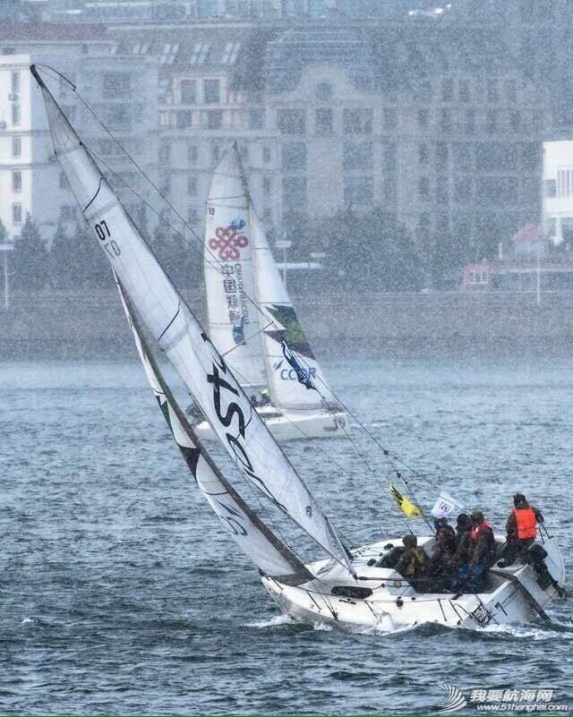 青岛,帆船 2015年青岛2K季赛我要航海网帆船队招募船员 IMG_6117.JPG