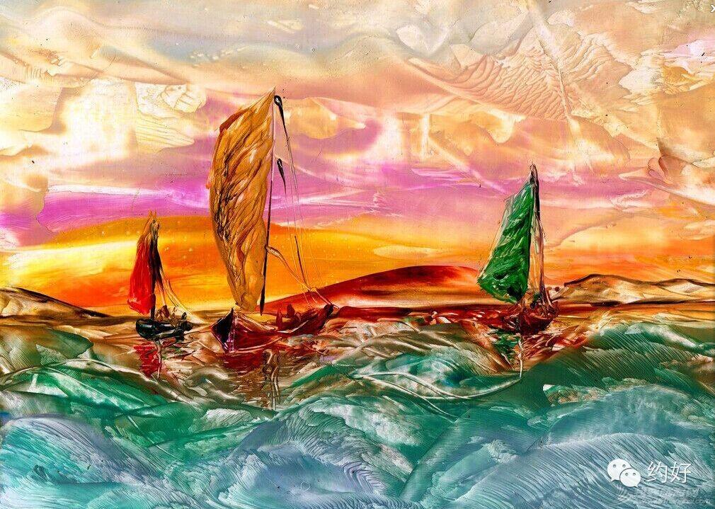 在中国船与水的结合寓意祥瑞,你见过这么多的扬帆起航!一帆风顺吗!?? a658148c20909d02c935dce710d18eb6.jpg