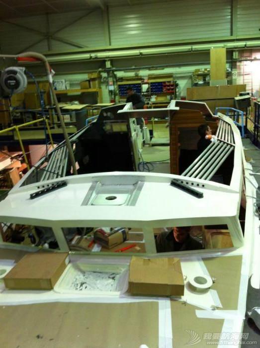 """出发点,设计师,玻璃钢,康奈尔,预制件 选胜船得名""""海友"""",写新书签约《航游》。---《再济沧海》 image_879_meitu_1.jpg"""