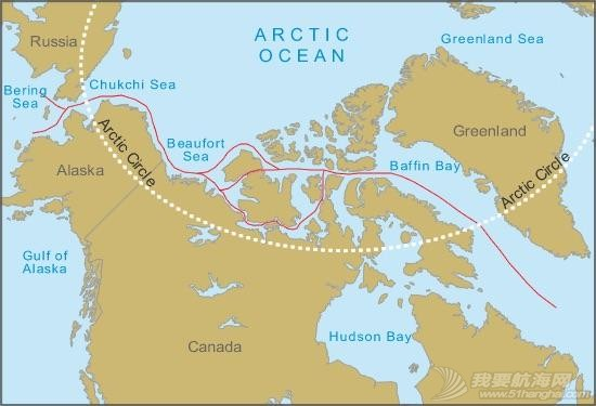 巴拿马运河,阿拉斯加,太平洋,气候变化,北极圈 西北线赌博运气,北极圈探险猎奇。---《再济沧海》 2.jpg