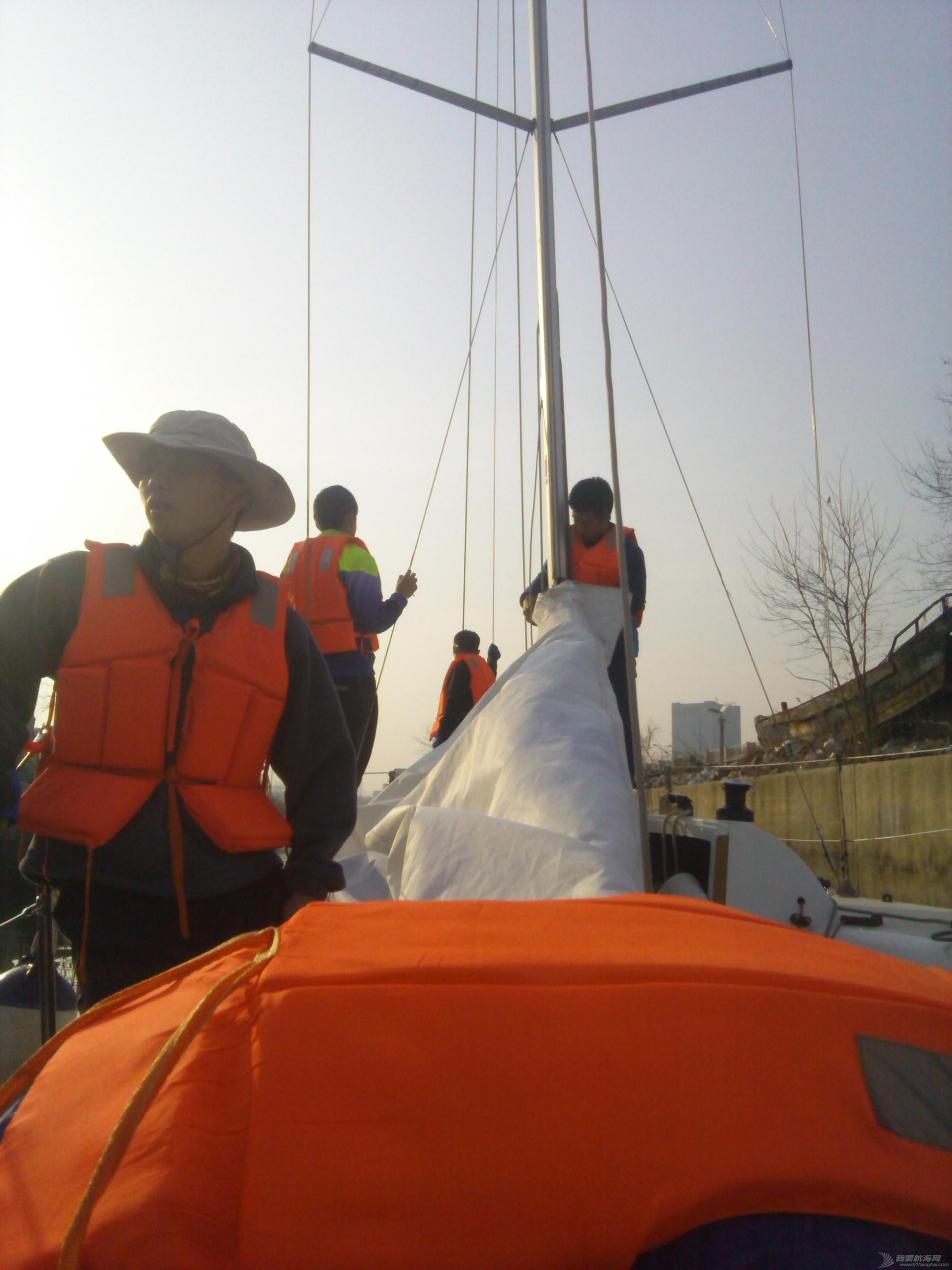 大连海事,大学 大连海事大学帆船队2015年第二次出海训练