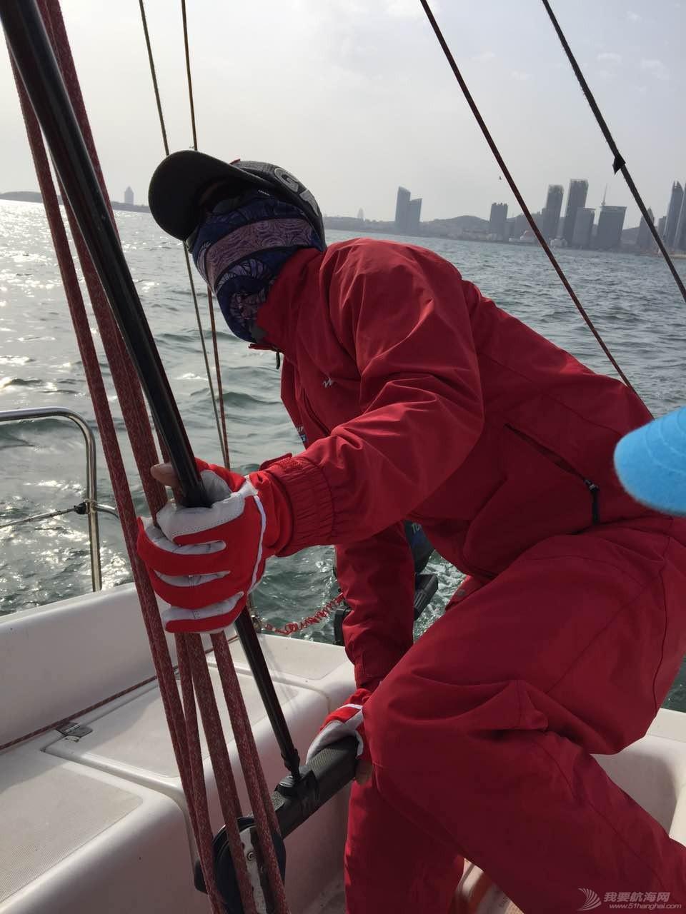 风景线,中国,青岛,帆船,照片 【20150417期:青帆协女子帆船队】 IMG_8111.JPG