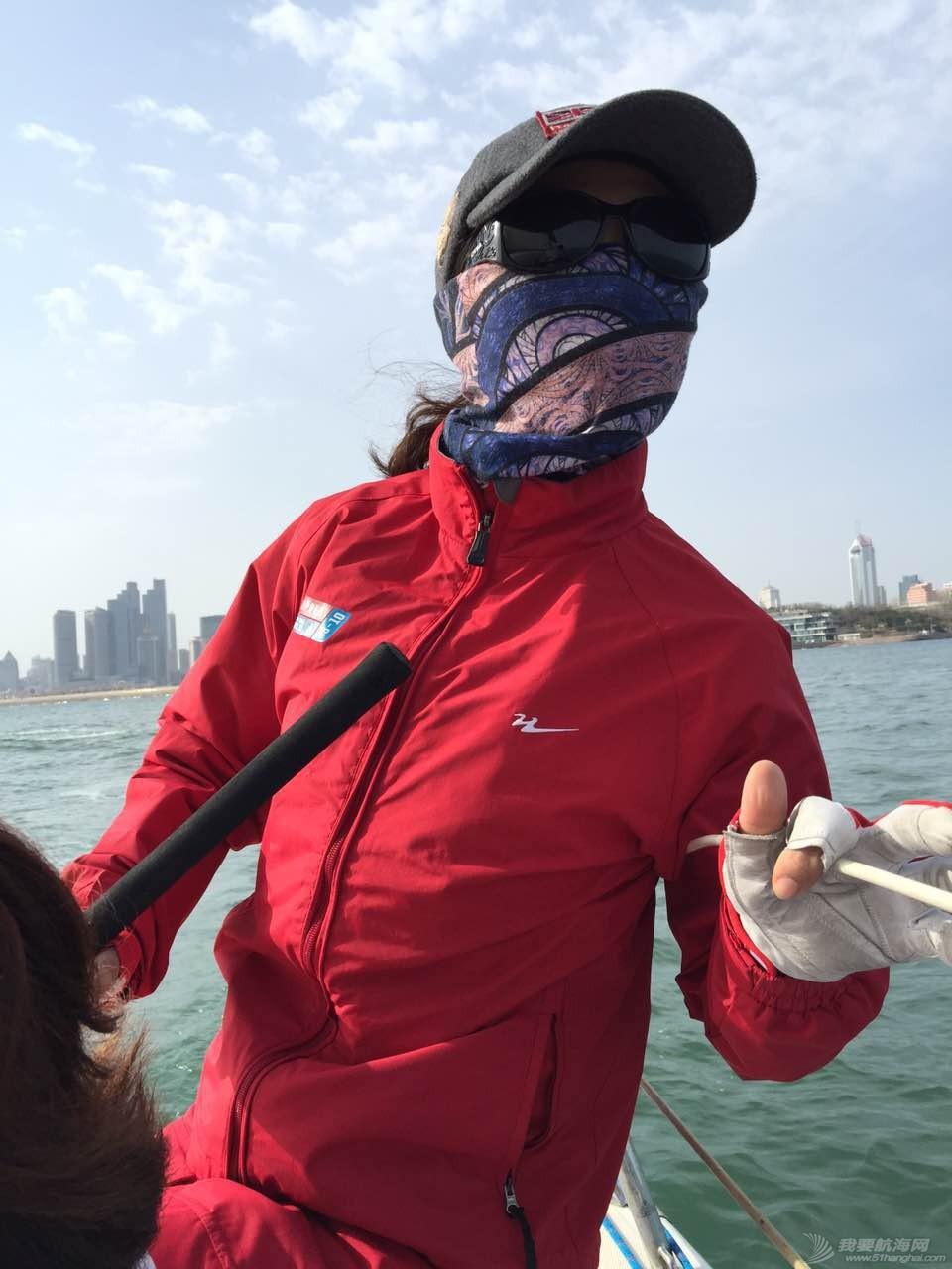 风景线,中国,青岛,帆船,照片 【20150417期:青帆协女子帆船队】 IMG_8112.JPG