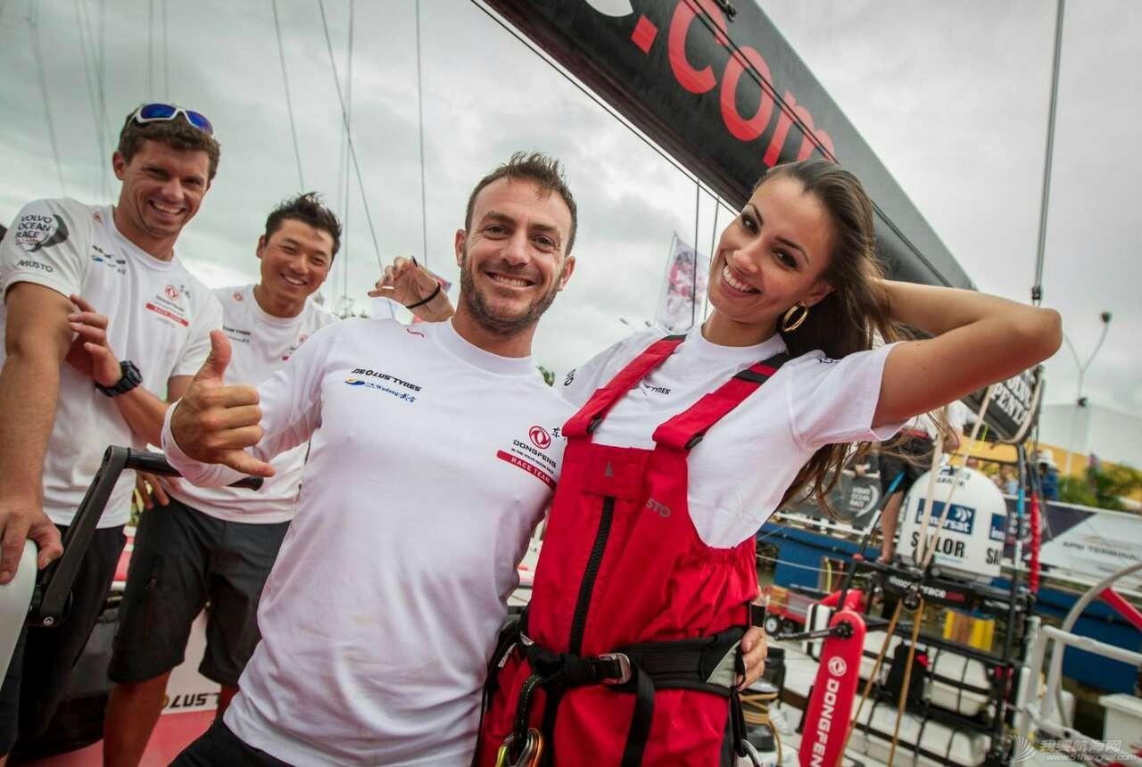 世界小姐,洛佩斯,探险家,大美女,巴西 大长腿挑战东风号新桅杆,帆船也少不了美女!