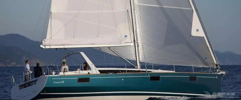 """详解""""翟墨重走海丝""""伴航船——Beneteau Oceanis 48 35ad128678853e6a623d1e714dc4c172.jpg"""