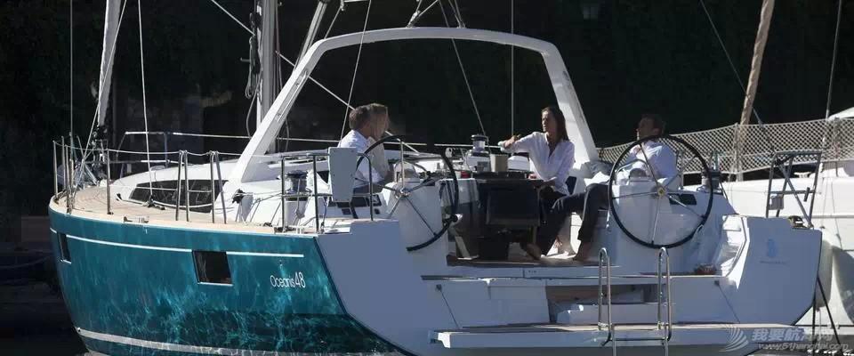 """详解""""翟墨重走海丝""""伴航船——Beneteau Oceanis 48 589f30a2806807c9aeff07b0bb143175.jpg"""
