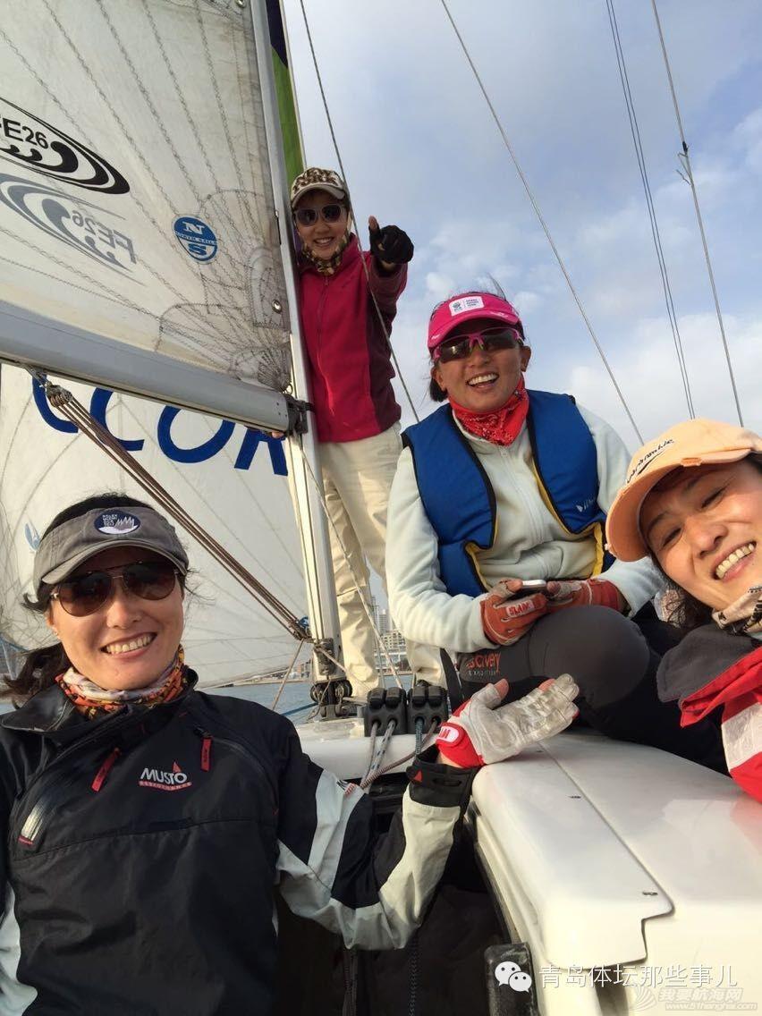 青岛成立全国首支女子大帆船队,宋坤领衔,将征战一系列高水平赛事 953ba14e9bb3e3d89112f72f52c2dc4f.jpg