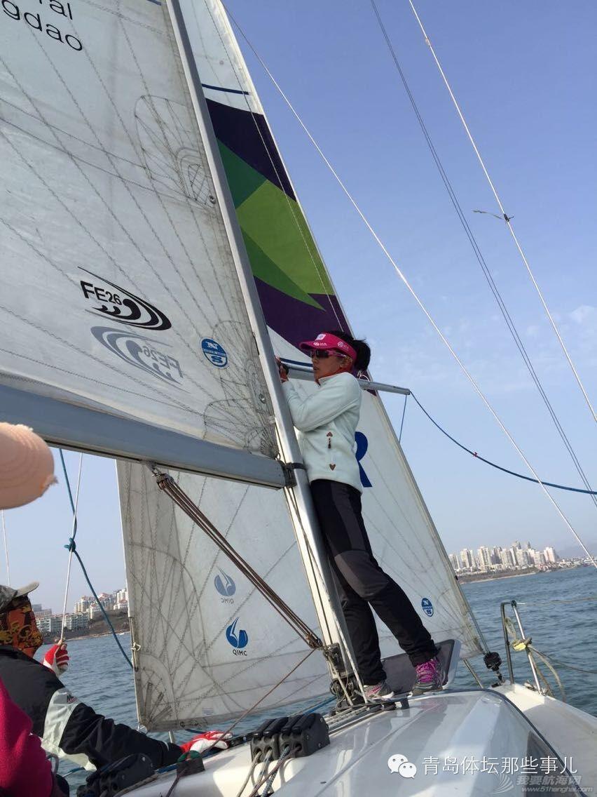 青岛成立全国首支女子大帆船队,宋坤领衔,将征战一系列高水平赛事 619f9d39a60d31a02e23ba99c535ef7d.jpg