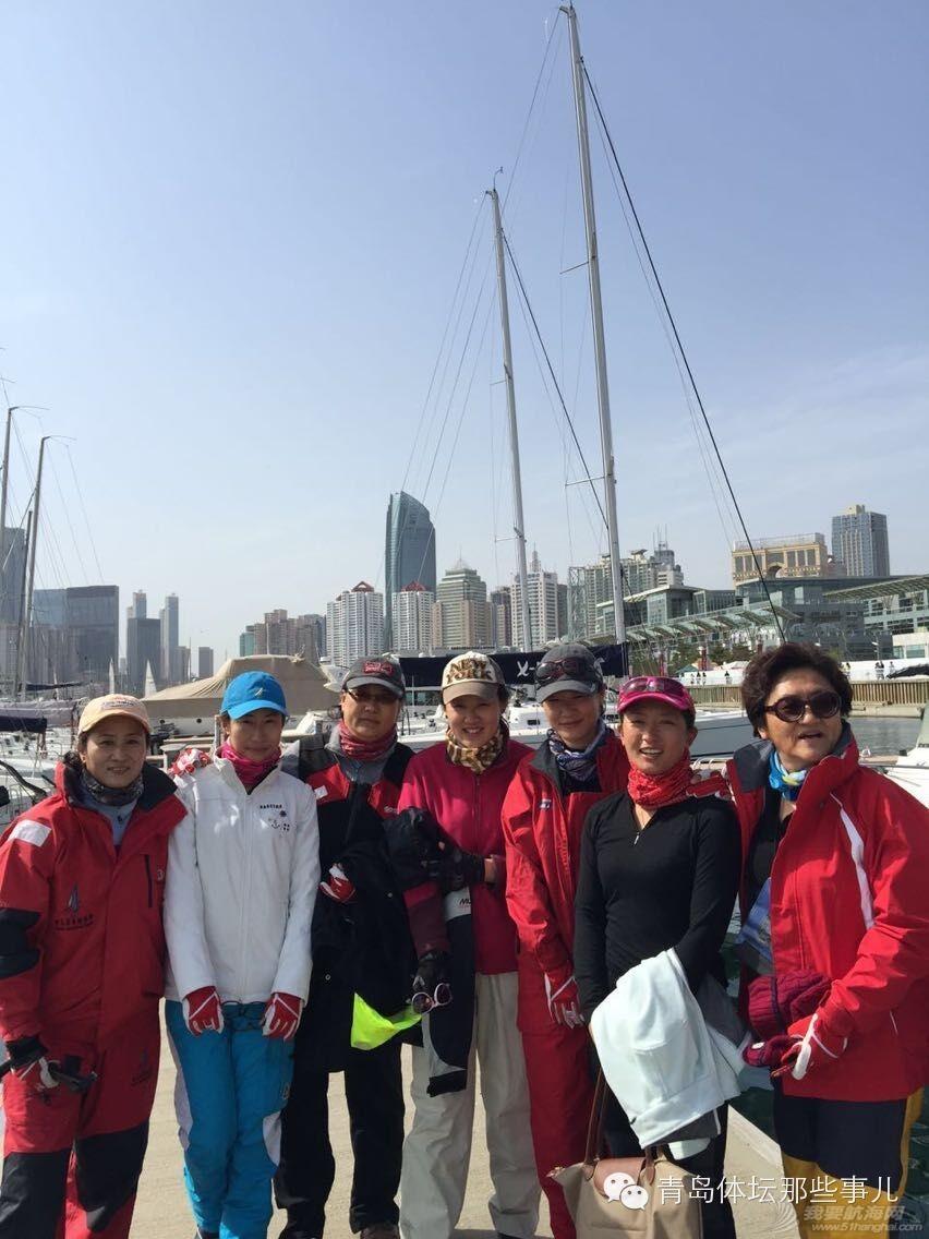 青岛成立全国首支女子大帆船队,宋坤领衔,将征战一系列高水平赛事 2bbc54476b0cf013c4b46029fd0572e4.jpg
