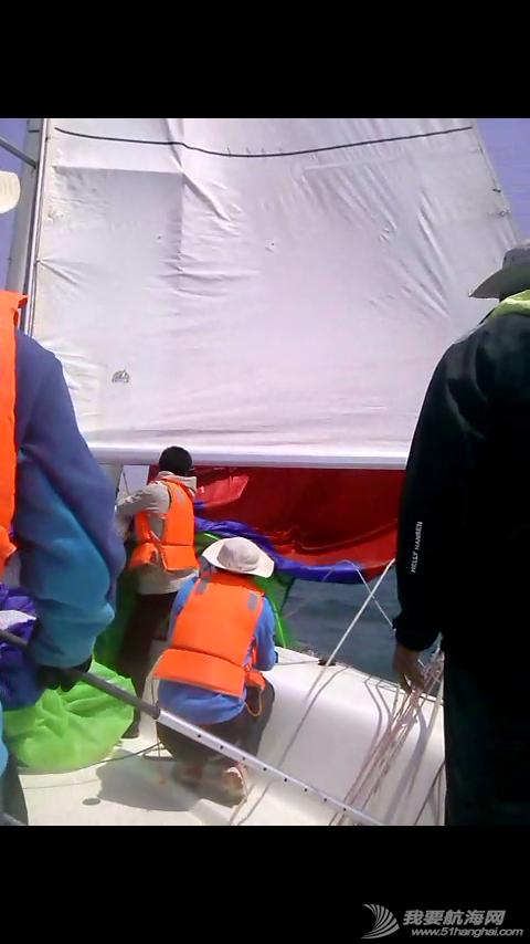 大连海事,大学,帆船 大连海事大学帆船队2015年第六次出海训练 103139wx33qgrosg2p7gai.jpg
