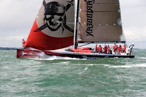 加勒比海盗,沃尔沃,历史 【视频】历史回顾:当沃尔沃环球帆船赛遇见加勒比海盗