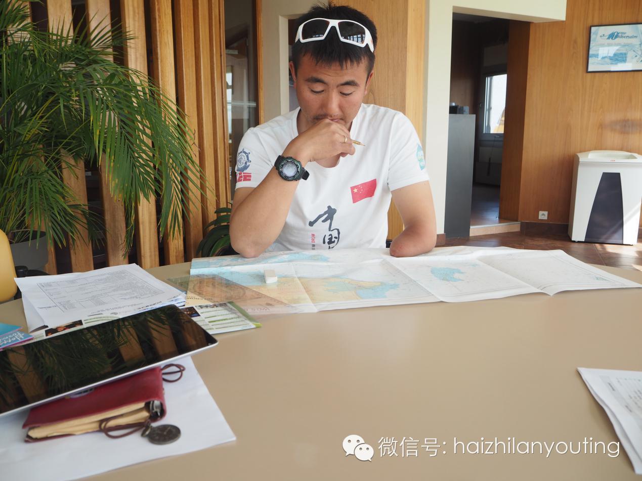 """通讯设备,国际帆联,航海技术,大西洋,培训机构,通讯设备,国际帆联,航海技术,大西洋,培训机构 徐京坤的新梦想----参加2015年""""MINI TRANSAT 650级别单人横渡大西洋帆船赛"""". d9b939ed9f653b2acb1d2bf54de1de99.jpg"""