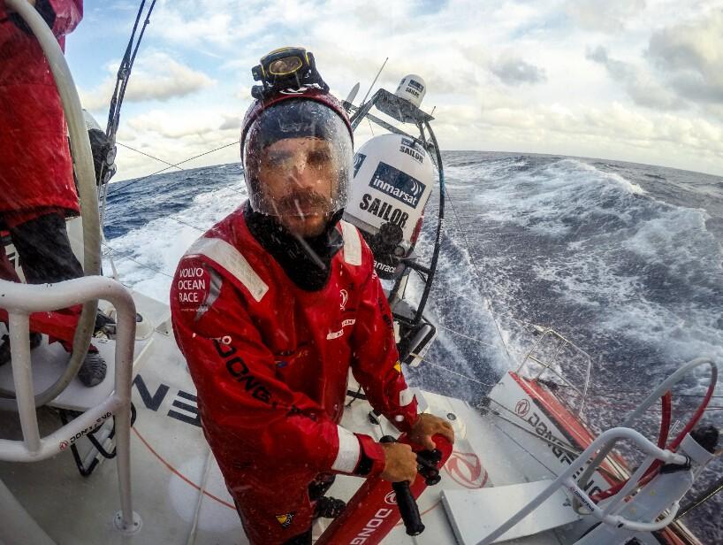 阿布扎比,沃尔沃,百慕大,墨西哥湾,帕斯卡 倒数48小时 | 冷锋过境,东风队继续领先