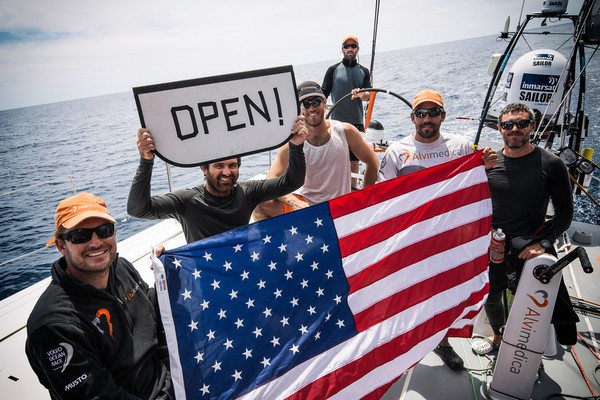 北京时间,阿布扎比,沃尔沃,墨西哥湾,西南风 船队将于5月7日抵达纽波特 赛事村正式开放