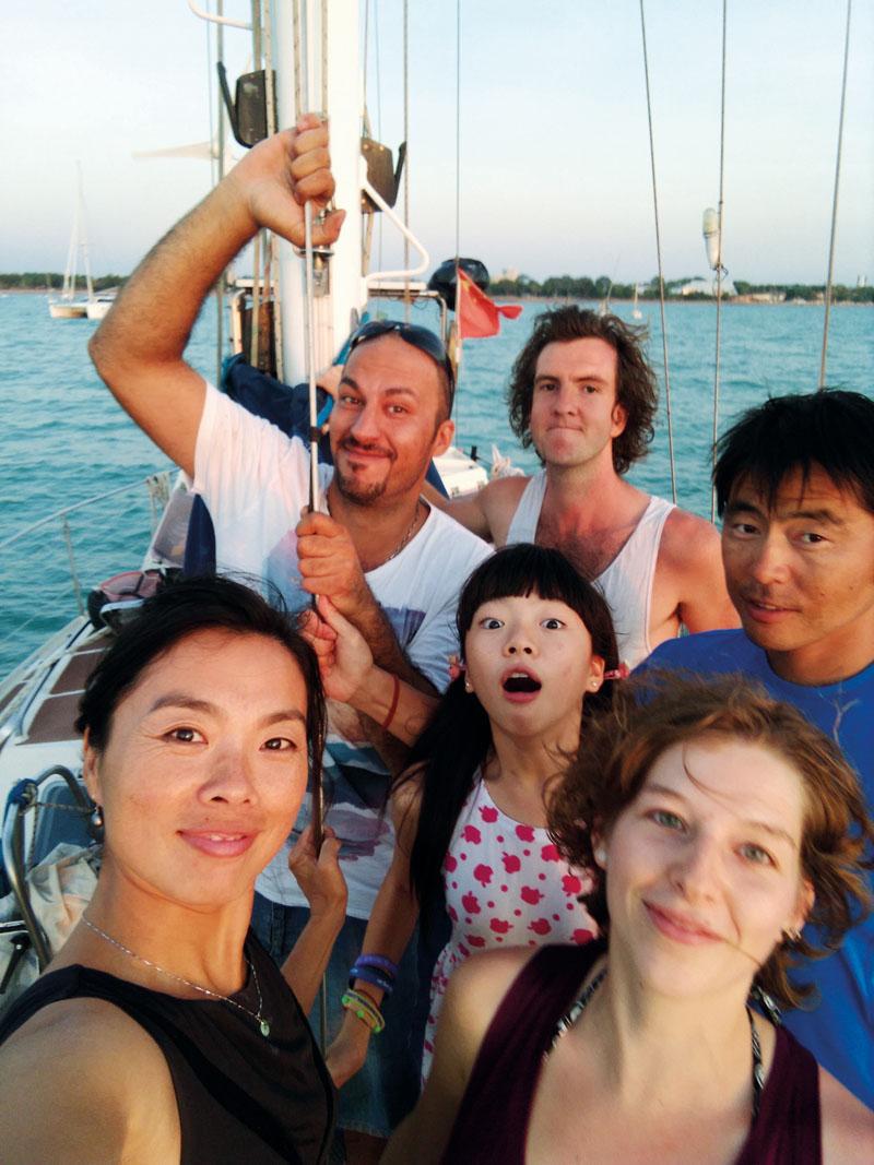 一家人 一条船 一个环游世界的梦 b40fb5502f98216b4ab2cda0bce1a0b0.jpg