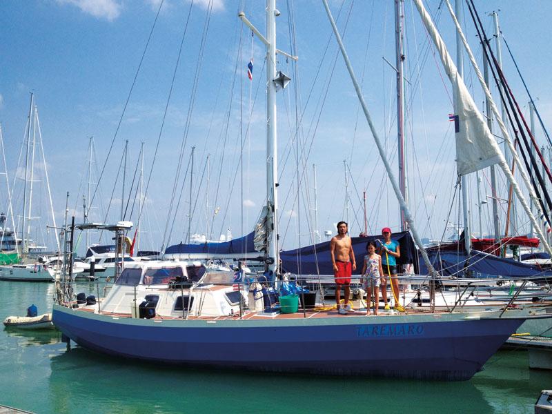 一家人 一条船 一个环游世界的梦 91bccff66f6ee889534e3aef53257997.jpg