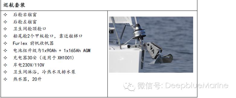 德国汉斯集团旗下VA品牌帆船2016尊享版配置和价格 VA37 ba272010e51bc34fb15fdd65d9cfac73.png