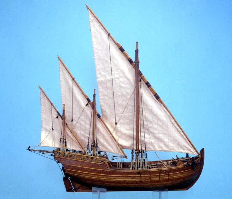 帆船不同形状、大小的龙骨各有什么优势吗 145912djjzdxzqqxjdb661.jpg