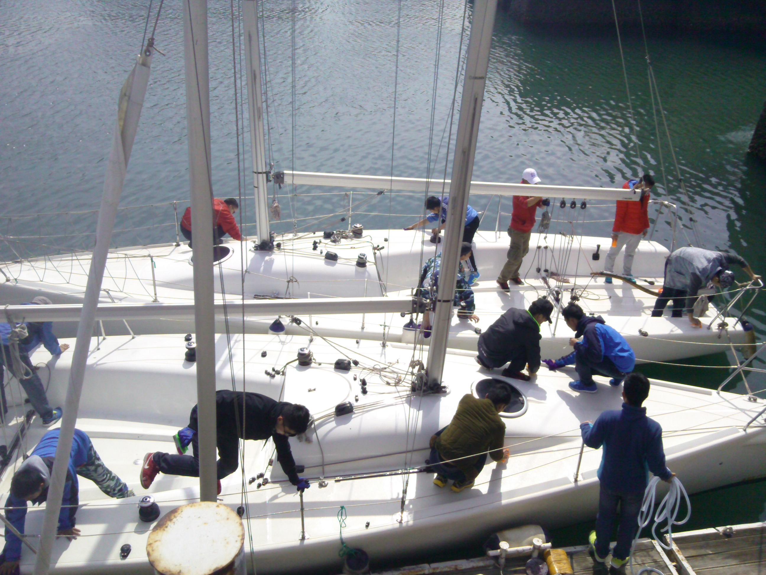 大连海事,图片,大学,帆船 大连海事大学帆船队之我们的那些事
