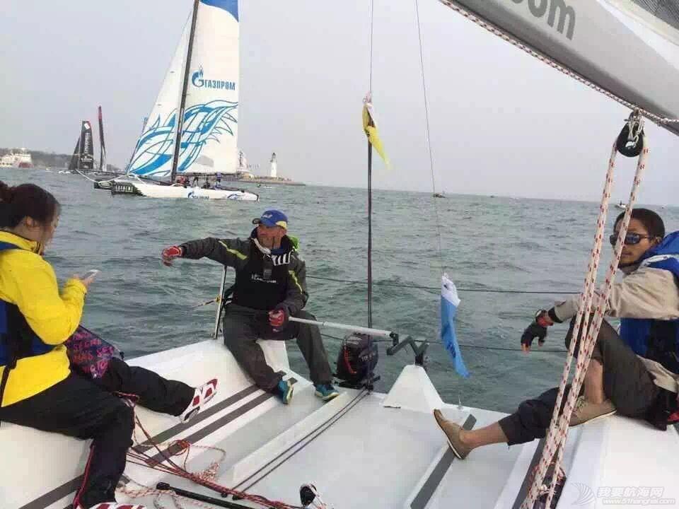 帆船,泡沫板,沃尔沃,官方网站,马拉松 久违的第一次航海(青岛春季2K帆船对抗赛-航海网帆船1队和2队) 3.pic.jpg