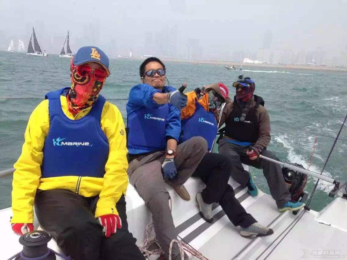 帆船,泡沫板,沃尔沃,官方网站,马拉松 久违的第一次航海(青岛春季2K帆船对抗赛-航海网帆船1队和2队) 6.pic.jpg