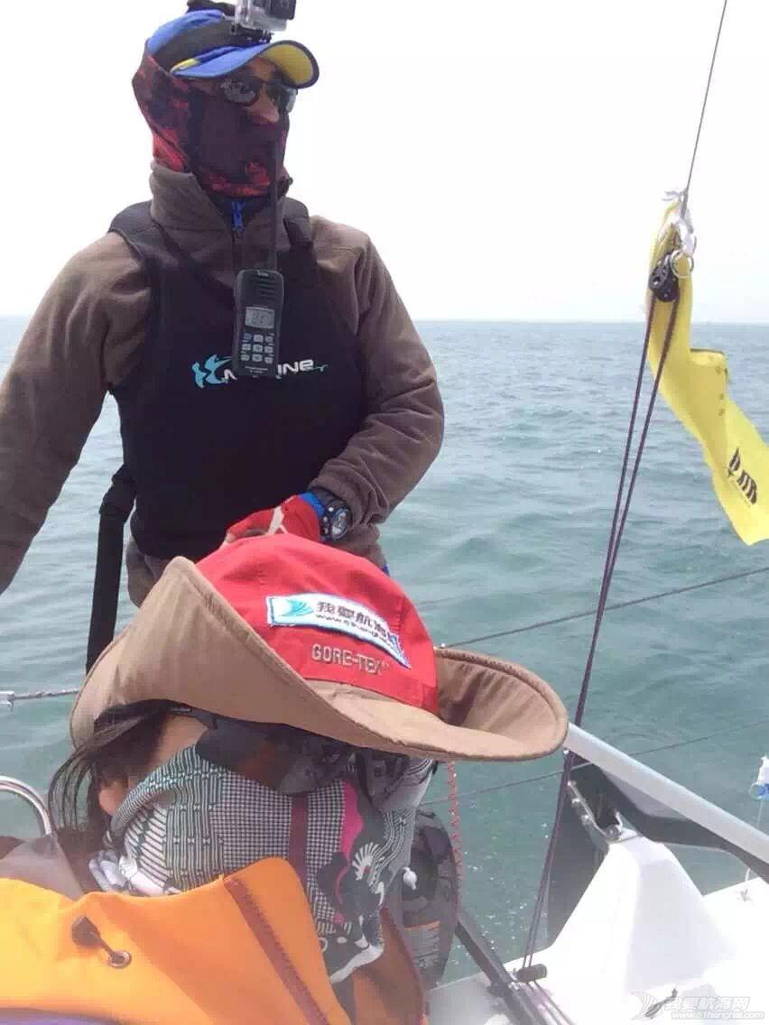 帆船,泡沫板,沃尔沃,官方网站,马拉松 久违的第一次航海(青岛春季2K帆船对抗赛-航海网帆船1队和2队) 9.pic.jpg