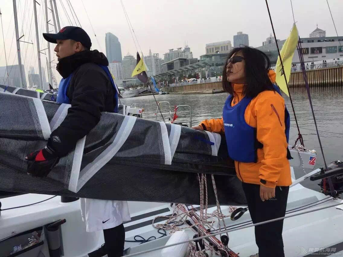 帆船,泡沫板,沃尔沃,官方网站,马拉松 久违的第一次航海(青岛春季2K帆船对抗赛-航海网帆船1队和2队)