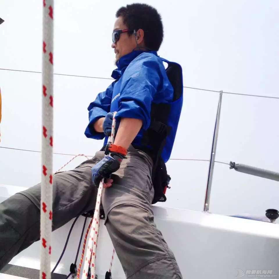 帆船,泡沫板,沃尔沃,官方网站,马拉松 久违的第一次航海(青岛春季2K帆船对抗赛-航海网帆船1队和2队) 29.pic_hd.jpg
