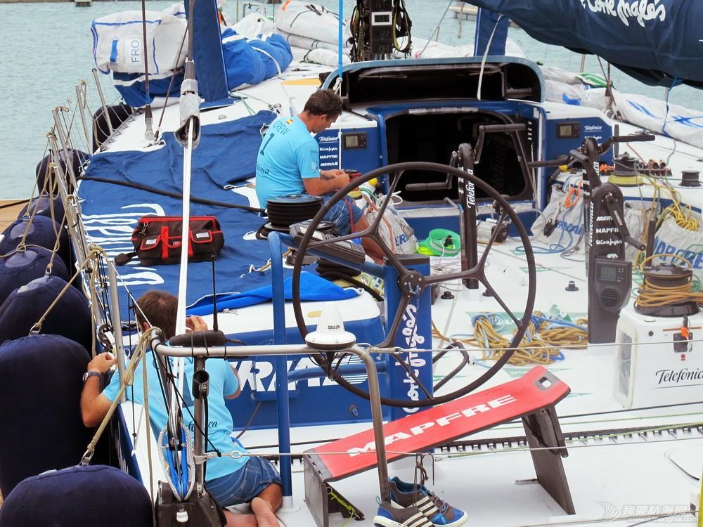 帆船,泡沫板,沃尔沃,官方网站,马拉松 久违的第一次航海(青岛春季2K帆船对抗赛-航海网帆船1队和2队) IMG_2166.JPG