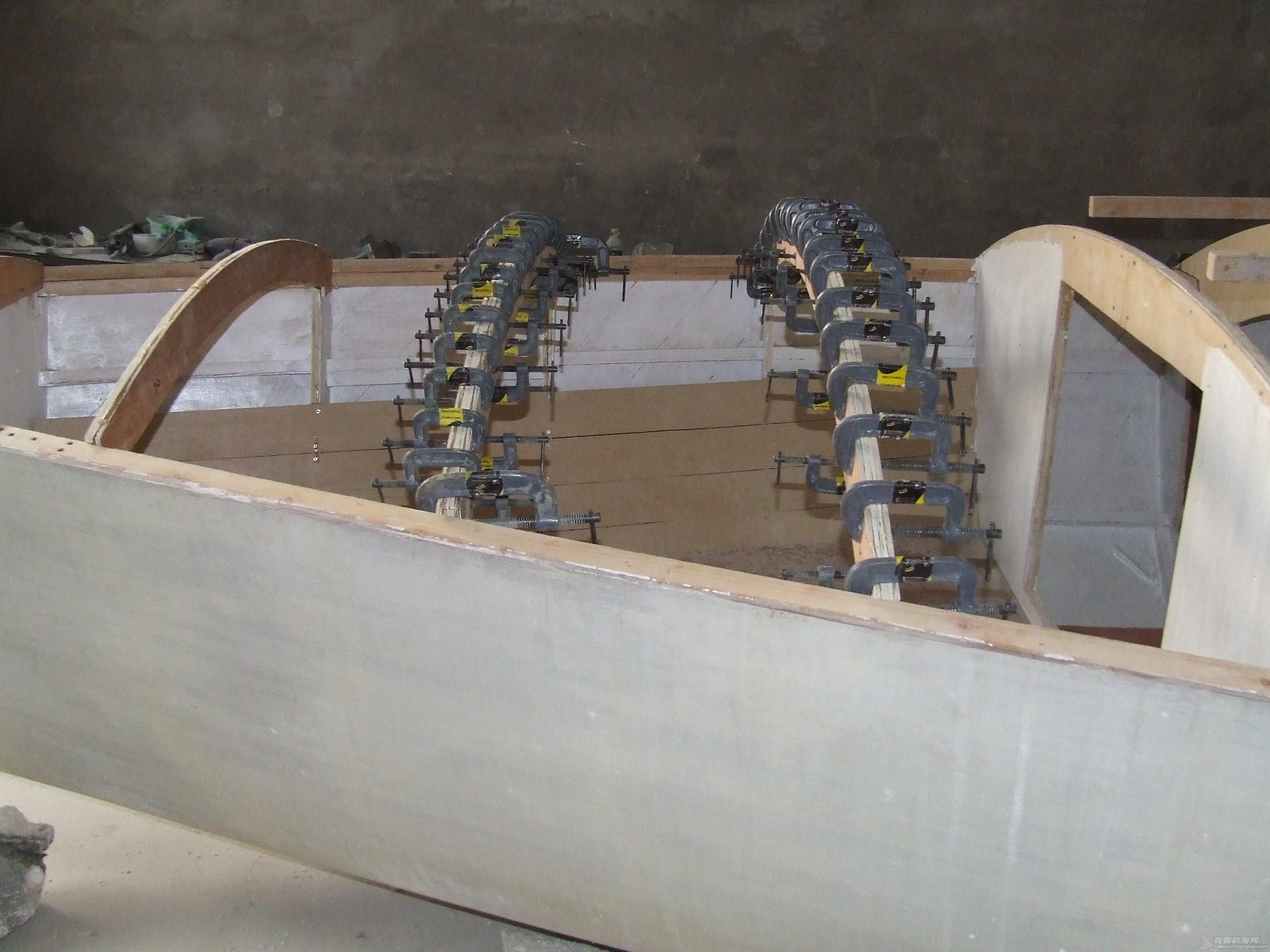 制作 GR-750开始进入甲板制作阶段 DSCF5737.JPG