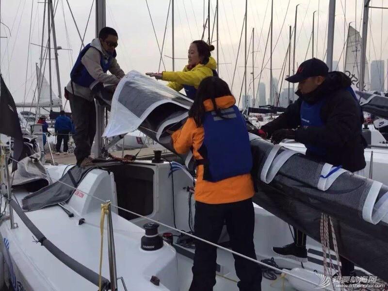 我要航海网帆船队征战青岛星河湾杯2K对抗赛圆满收帆 214542qo1fh11whw51721d.jpg