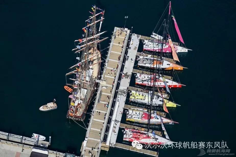 中国船员,沃尔沃,以色列,爱尔兰,葡萄牙 老将新兵 | 法国帆船名将西德尼·加维涅将代表东风队参加第七赛段比赛