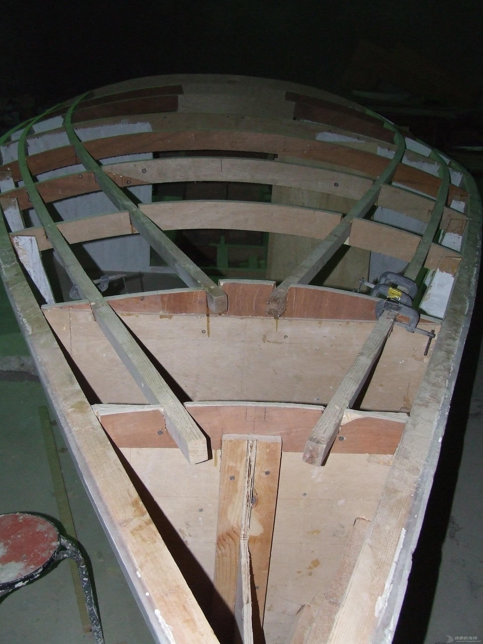 制作 GR-750开始进入甲板制作阶段 DSCF5813.JPG