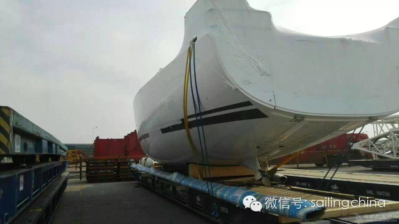 德国汉斯帆船158# H575 帆船到达青岛港 1d9ca7c959dc1fb64fa77075799403d7.jpg