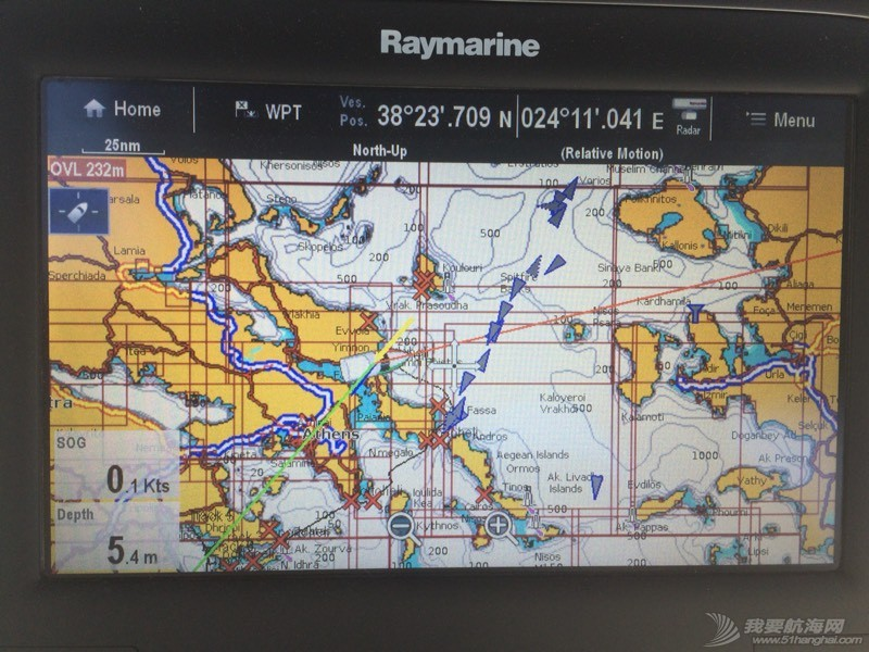 帆航通过希腊最危险海域之一Doro Channel 050301wh5337lmpp95950d.jpg