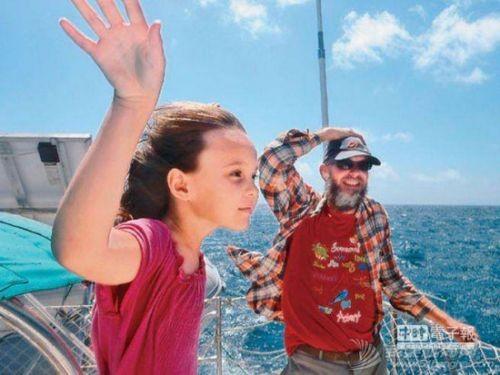 我家住在大海上-台湾美女为忧郁丈夫带着2岁女儿海上漂流8年环游世界 3.jpg
