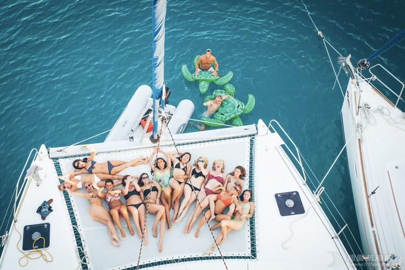 """比基尼,克罗地亚,中国船长,土耳其,地中海 扬帆东地中海——土耳其yachtweek招募""""中国首次""""团员 yachtweek30.jpg"""