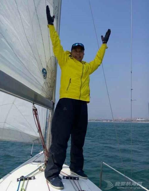 俱乐部,青岛,会员 蓝途航海俱乐部青岛会员专访-林明贵 林明贵
