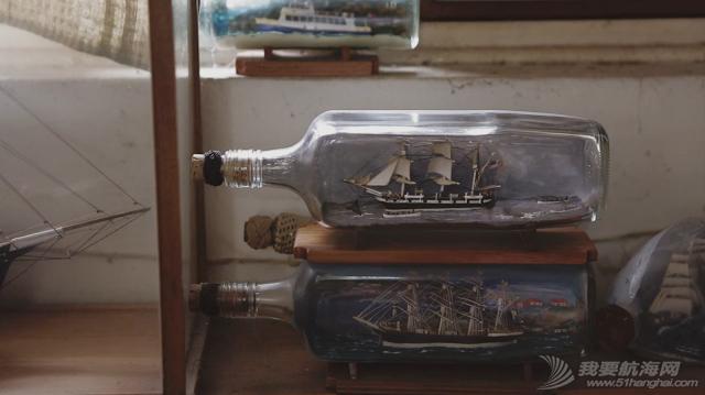 匠人┃Ray Gascoigne,老人与船,一生风浪已入瓶 aa966a1b41cd0974fa6ea54757b2d86d.png