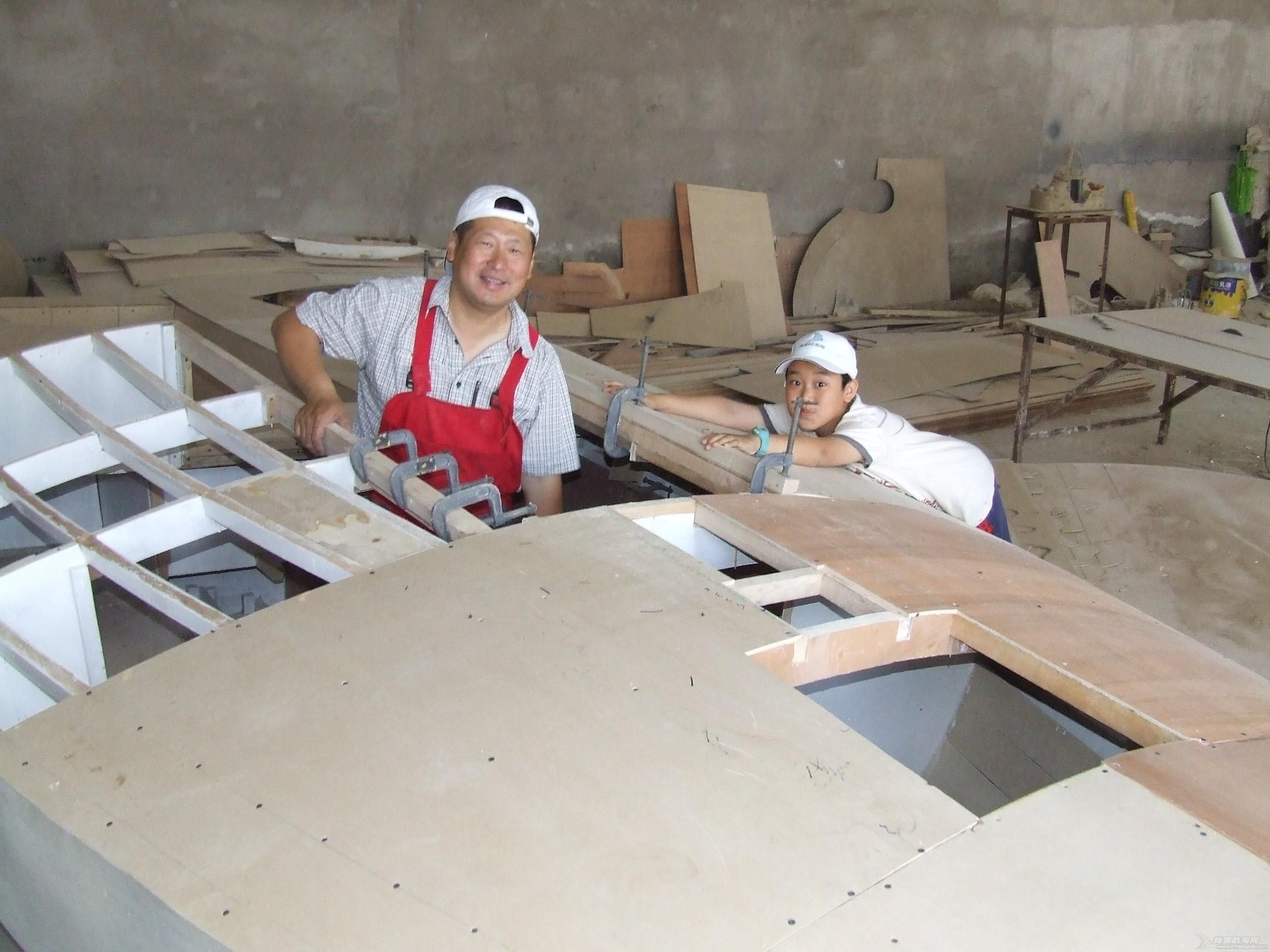 GR-750舱面面板铺装完毕 DSCF6075.JPG