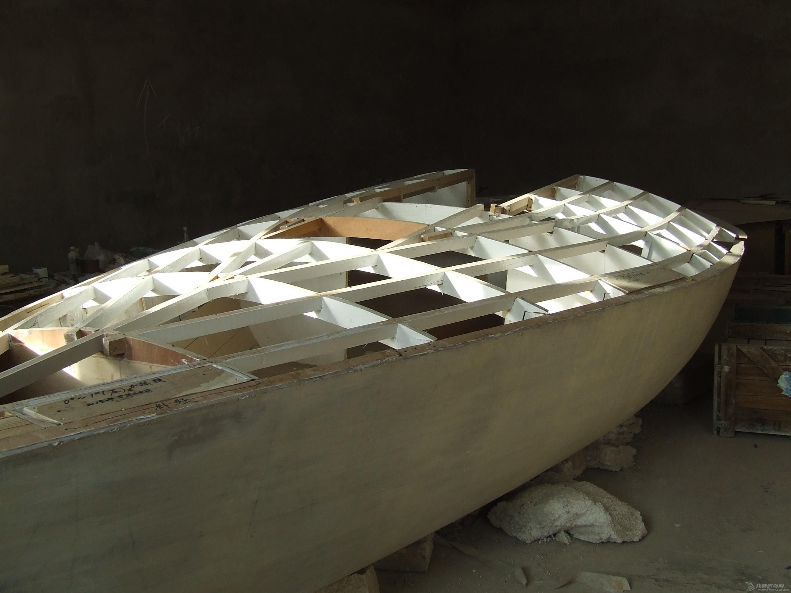 GR-750舱面面板铺装完毕 DSCF5936.JPG