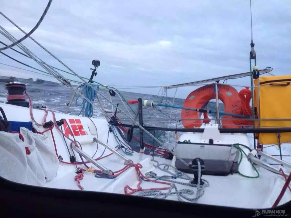 英吉利海峡,北大西洋,爱尔兰,天气,英国 徐京坤10天单人不间断的北大西洋1000海里资格航行 5.jpg