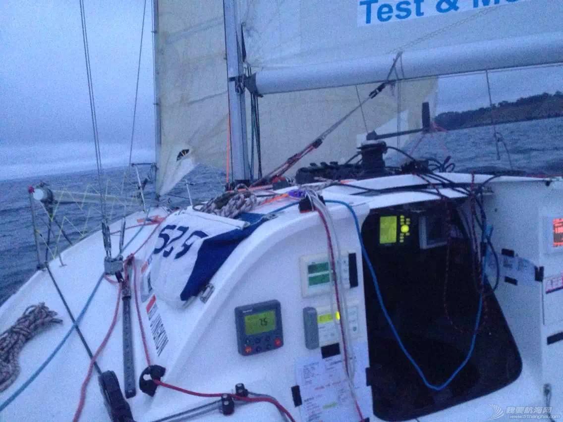 英吉利海峡,北大西洋,爱尔兰,天气,英国 徐京坤10天单人不间断的北大西洋1000海里资格航行
