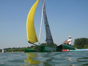 俱乐部,北京 北京奥帆航海俱乐部 帆船