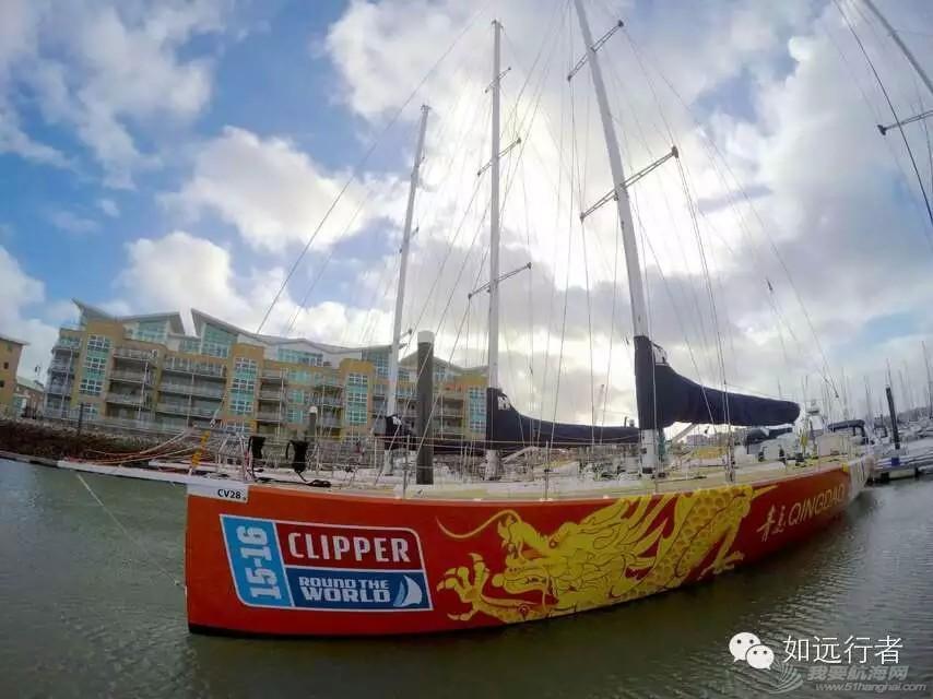 英语面试,体能测试,全世界,好奇心,最大的 克利伯环球帆船赛培训日记一~四