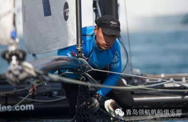 青岛领航帆船俱乐部 124037