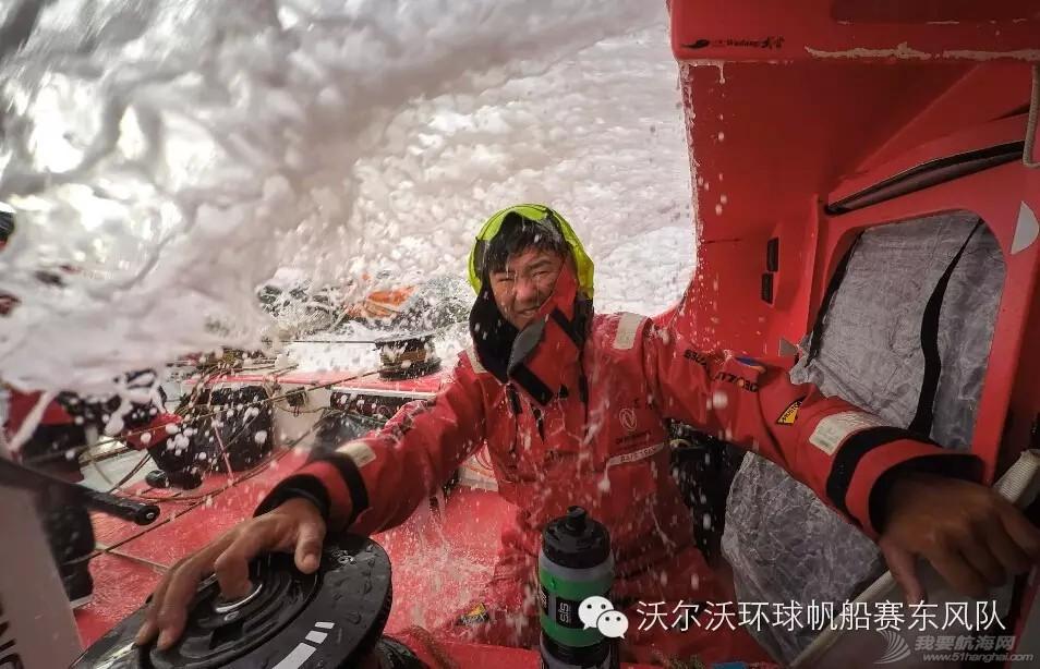 中国船员,工作人员,高材生,沃尔沃,墨西哥湾 杨济儒:学校的生活和现在是天壤之别 9c6928b1e7f94bc7c843c253e283fc3b.jpg
