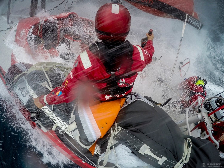 北京时间,沃尔沃,墨西哥湾,大西洋,落下帷幕 第七赛段回顾 多变气候震荡船队排名 64cbfa0f6eb8f99bd9fbc664482c278a.jpg
